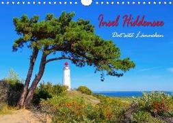 Insel Hiddensee - Dat söte Länneken (Wandkalender 2019 DIN A4 quer)