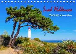 Insel Hiddensee - Dat söte Länneken (Tischkalender 2019 DIN A5 quer)