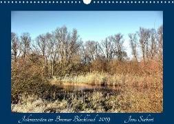 Jahreszeiten im Bremer Blockland (Wandkalender 2019 DIN A3 quer)
