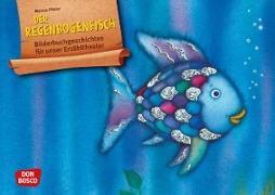 Der Regenbogenfisch, mit schillernden Schuppen. Kamishibai Bildkartenset