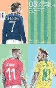 Fussballchampions 03 - Neymar, Antoine Griezmann, Valon Behrami