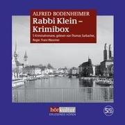 Rabbi Klein - Krimibox