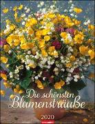 Die schönsten Blumensträuße Kalender 2020
