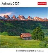 Schweiz Kalender 2020