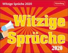 Witzige Sprüche Kalender 2020