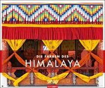 Die Farben des Himalaya Kalender 2020