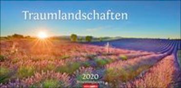 Traumlandschaften Panorama Kalender 2020