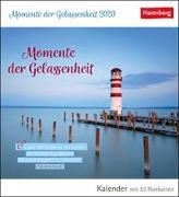 Momente der Gelassenheit Kalender 2020