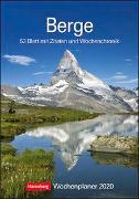 Berge Kalender 2020