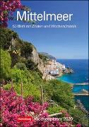 Mittelmeer Kalender 2020