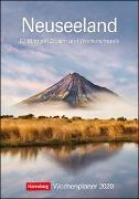 Neuseeland Kalender 2020