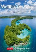 Wunder der Natur Kalender 2020