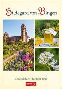Hildegard von Bingen Kalender 2020