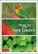 Magie der Farben Kalender 2020