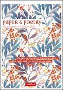 Paper & Poetry Kalender 2020