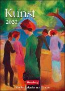 Kunst Kalender 2020