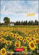 Lebensweisheiten Kalender 2020