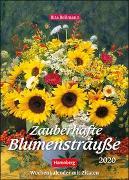 Zauberhafte Blumensträuße Kalender 2020