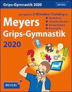 Meyers Grips-Gymnastik Kalender 2020