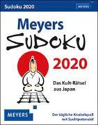 Meyers Sudoku Kalender 2020