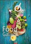 Food Gallery Kalender 2020
