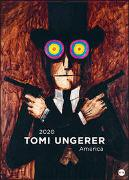 Tomi Ungerer Edition Kalender 2020