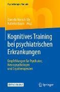Kognitives Training bei psychiatrischen Erkrankungen