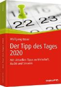 Tipp des Tages 2020 (gebunden)