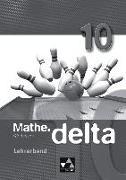 mathe.delta 10 Lehrerband Hessen (G9)
