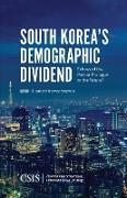 SOUTH KOREAS DEMOGRAPHIC DIVIDPB