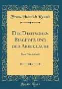 Die Deutschen Bischofe und der Aberglaube