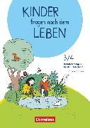 Kinder fragen nach dem Leben 3./4. Schuljahr. Neuausgabe 2018. Handreichungen für den Unterricht mit CD-ROM