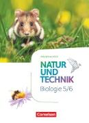 Natur und Technik - Biologie Neubearbeitung - Niedersachsen. 5./6. Schuljahr - Schülerbuch