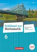 Schlüssel zur Mathematik - Differenzierende Ausgabe Oberschule Sachsen. 6. Schuljahr - Schülerbuch