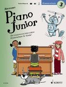 Piano Junior: Klavierschule 3