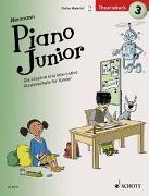 Piano Junior: Theoriebuch 3