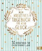 Mein kreatives Tagebuch für mehr Glück
