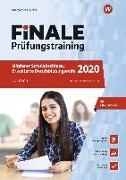 FiNALE Prüfungstraining 2020 Mittlerer Schulabschluss, Fachoberschulreife, Erweiterte Bildungsreife Berlin und Brandenburg. Deutsch