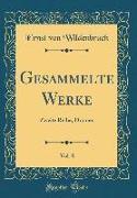 Gesammelte Werke, Vol. 8