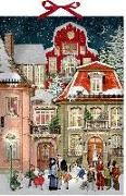 Wandkalender – In der Weihnachtsgasse
