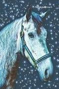 Pferdetagebuch: Tagebuch Für Mädchen Frauen Pferde Reiten Reitsport Pony Pferd Einschreibbuch Terminplaner Jahrbuch Achtsamkeit Fürsor