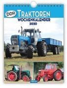 """Wochenkalender """"DDR-Traktoren"""" 2020"""