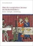 Blüte der europäischen Literatur des Hochmittelalters 2
