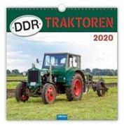 """Technikkalender """"DDR-Traktoren"""" 2020"""