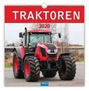 """Technikkalender """"Traktoren"""" 2020"""
