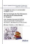 Die Terminologie des Gerichtswesens der Ukraine und Deutschlands im Vergleich. Eine übersetzungswissenschaftliche Analyse juristischer Fachbegriffe im Deutschen, Ukrainischen und Russischen