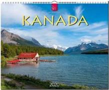 Kanada - Land der unberührten Wildnis 2020