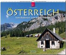 Österreich 2020 - Vom Bodensee zum Neusiedler See