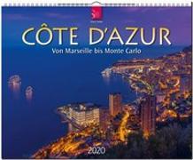Côte d' Azur 2020 - Von Marseille bis Monte Carlo