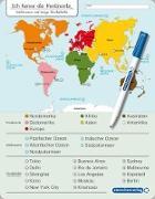 Ich kenne die Kontinente, Weltmeere und Großstädte